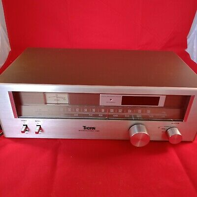 Thorn Integrated Stereo Tuner Model 4045.  Works Great!
