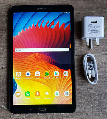 SAMSUNG GALAXY TAB A 6 2016 A6 SM-T585 16GB 10.1 4G LTE UNLOCKED Android Tablet