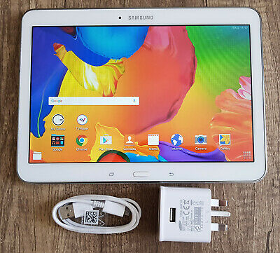Samsung Galaxy Tab 4 SM-T530 16GB, Wi-Fi, 10.1in White, Android, Tablet