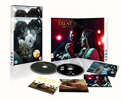 A Star Is Born [DVD] [2018], Good DVD, Lukas Nelson & Promise of the Real,Rafi G