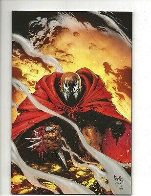 Spawn #301 Greg Capullo Virgin Variant Cover (VF/NM) condition