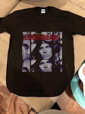 "Lemonheads /""Mallo Cup/"" Alternative Rock Band Men/'s Black T-Shirt Size S to 3XL"