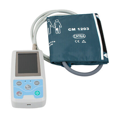 US Seller ABPM50 Digital Ambulatory Blood Pressure Monitor PC software, CE & FDA