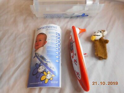 Duotemp Baby Ear & Forehead Digital Thermometer New and Boxed