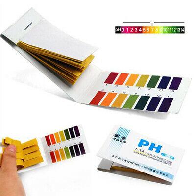 Lightweight Litmus Paper PH Test Strips Acidic/Alkaline Indicator Soilsting