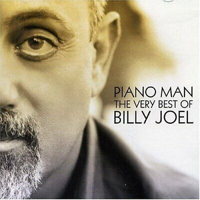 Piano Man: The Very Best of Billy Joel CD Album (Greatest Hits)