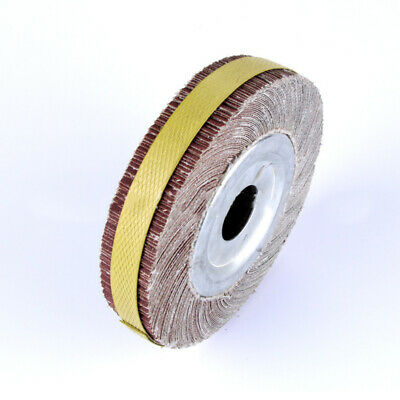 New 150*25mm Angle Grinder Flap Disc Sanding Abrasive Wheel Grit Aluminium Oxide