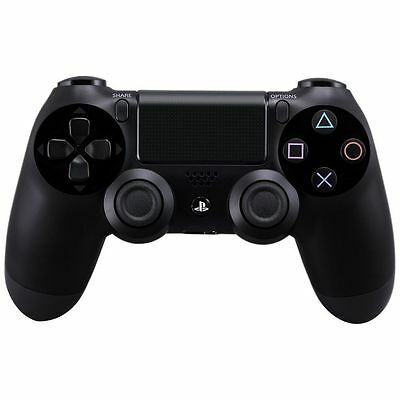 Official Sony PS4 DualShock 4 Wireless Controller for PlayStation 4, Black Nice!
