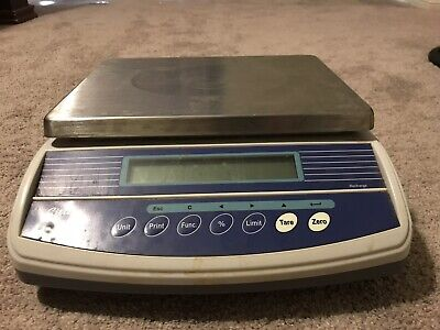 CITIZEN 12R986 Weighing Scale, 3kg/7lb