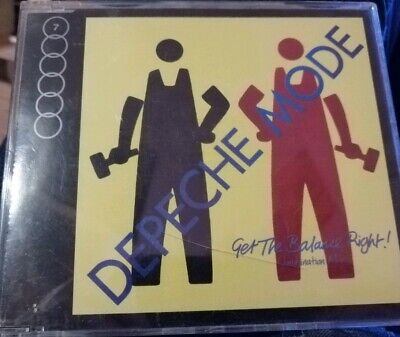 Depeche Mode - Get The Balance Right - CD single
