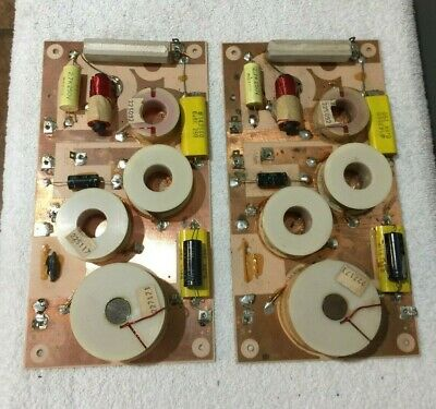 Pair Eminence  3-Way Speaker Passive Crossover Board  Free Shipping