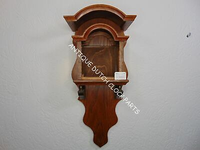 Dutch Warmink Replacement Sallander Clock Case Light Oak