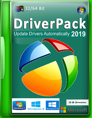 Professional Driver Pack - Automatically Updates Drivers - Windows XP/7/8/9/10