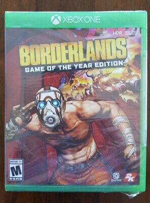 Borderlands Game of the Year EDITION XBOX ONE BRAND NEW GOTY XB1