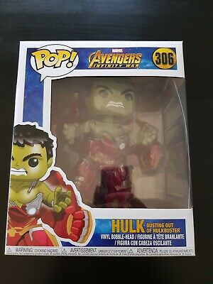 Hulkbuster Hulk Funko Pop Marvel Avengers New
