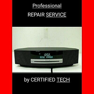 Bose Wave Radio PROFESSIONAL Repair Service - Models AWRCC1 or AWRCC2