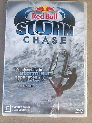 Red Bull STORM CHASE Brand New in plastic DVD E All Regions FREE POST