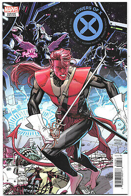 Powers of X #2 NM 2019 Marvel Comics 1st print Weaver Character Variant Hickman