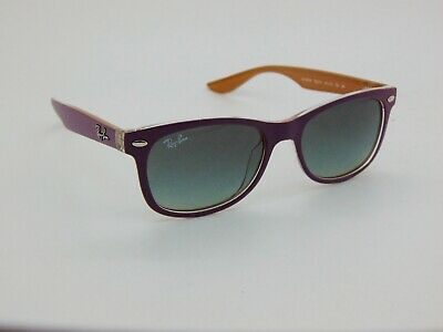 Ray Ban Jr. RJ 9052S 7033/11 New Wayfarer Matte Purple Kids Sunglasses