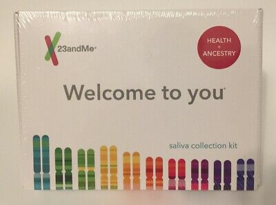 (New) 23andMe DNA Test - Health and Ancestry Service