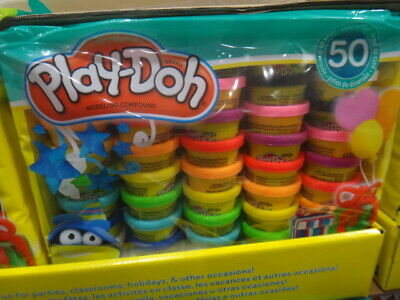 NEW Play Doh 50 Can Bag from Fairdinks