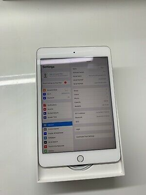 APPLE iPad mini 5 64 GB 7.9 Inch Silver (MUQX2B/A) 2019