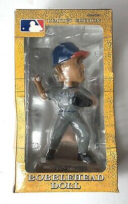 KERRY WOOD #34 Chicago CUBS MLB 2004 Bobble Dobbles Bobblehead #978 OF 3000
