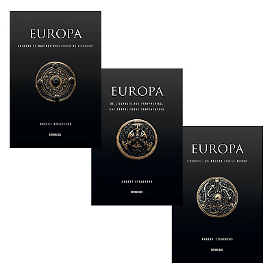 Europa Trilogie (3 volumes) - Editions BIOS