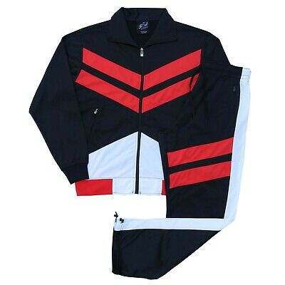 Men's New  Warmups Arrival Tracksuit Multi Color Jogging , Running Suits