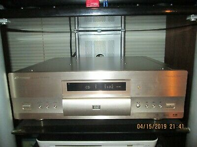 Pioneer DV-AX10 DVD Player Elite Reference Audiophile