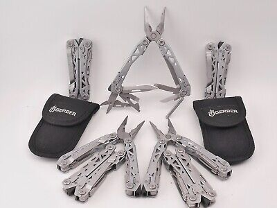 Gerber Suspension NXT Multi-Tool Needlenose Plier 15 Tools Wire Cutter