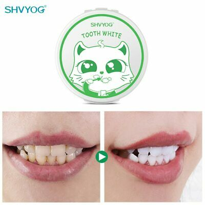 Teeth Whitening Powder Fresh Breath Whitening Tartar Stain Removal Oral Hygiene