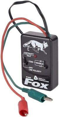 Triplett Corporation The Fox Compact Wire and Cable Tracing Kit Tester Unit