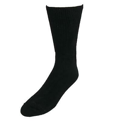 New Extra Wide Sock Co. Men's Big and Tall Medical Support Socks (3 Pair Pack)
