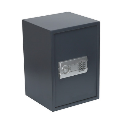 SECS04 Sealey Electronic Combination Security Safe 350 x 330 x 500mm