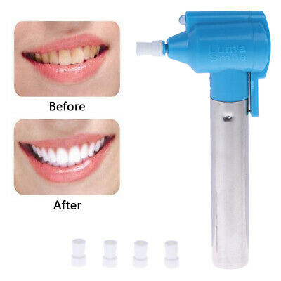 Dental Tooth Polishing Teeth Whitener Whitening Polisher Stain Remover Tool  ZH