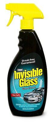 12 Pack Invisible Glass - 650ml - Premium Glass Cleaner - Trigger Spray Bottles
