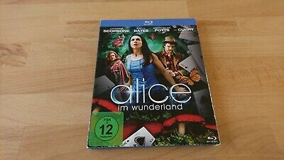 Alice im Wunderland - Bluray Disc Film