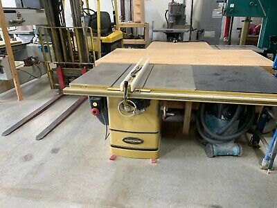 "Powermatic 14"" table saw"