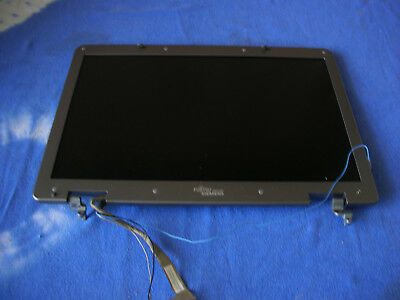 "Display Fujitsu Esprimo V5505 15,4 "" LCD+Frames +Hinges +Cables"