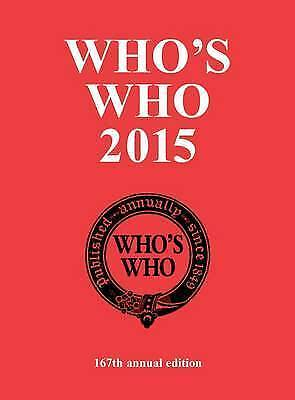 Who's Who 2015 by Who's Who