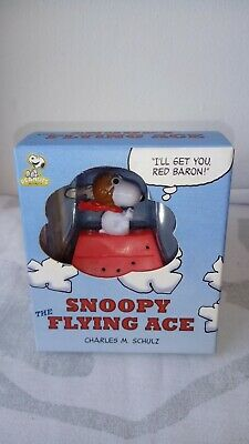 "2012 Peanuts ""The Snoopy Flying Ace""( Running Press)"