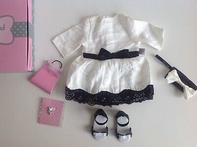 Design A Friend Lace Party Outfit Clothes For Chad Valley Designafriend Doll