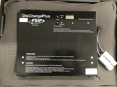 Used Dischargeplus 36/48V 25/56/75A - Battery Discharger