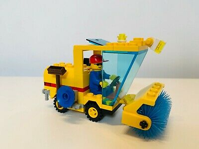 Lego 6649 Classic Town STREET SWEEPER Complete w//Instructions