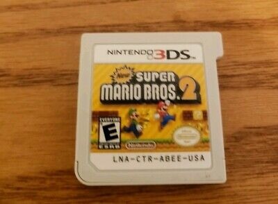New Super Mario Bros. 2 for Nintendo 3DS / 2DS ** GAME CARTRIDGE ONLY **