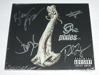 The Pixies : Beneath The Eyrie - * Signed * Cd Album, Limited Edition *In Stock