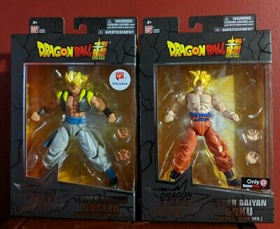 Dragon Ball Super Dragon Stars SUPER SAIYAN GOKU GOGETA Battle Damaged Exclusive