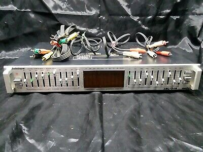 Audiolinear frequency equalizer Aol 240 sonic