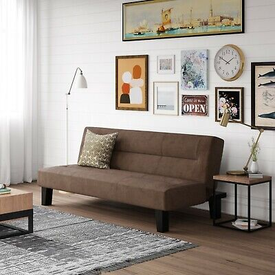 Surprising Modern Convertible Futon Sofa Bed Sleeper Adjustable Couch Pdpeps Interior Chair Design Pdpepsorg